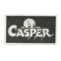 Parche textil CASPER 8,5CM X 5CM