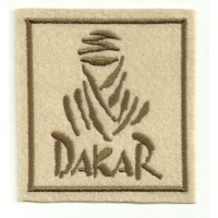 Patch embroidery TUAREG DAKAR 4cm x 4,5cm
