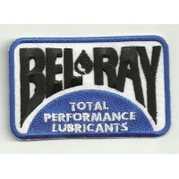 Patch embroidery BEL RAY  8.5cm x 5,5cm