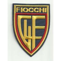 Parche bordado FIOCCHI 7,5cm x 10.5cm