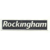 Textile patch CIRCUIT ROCKINGHAM 11cm x 2,5cm