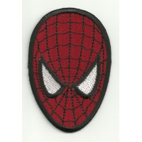 Parche bordado SPIDERMAN 8cm x 5,5cm