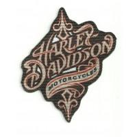 Textile patch ref.6 HARLEY DAVIDSON 11cm x 9cm
