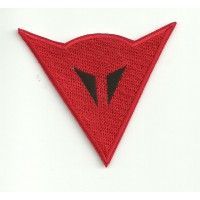 Patch embroidery DAINESE LOGO 4cm x 3,5cm