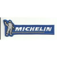 Parche bordado MICHELIN 5,5cm x 2cm