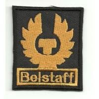 Parche bordado BELSTAFF 6cm x 7,5cm