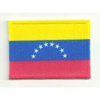 Parche bandera VENEZUELA 4cm x 3cm