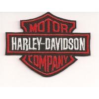 Parche bordado HARLEY DAVIDSON 7,5cm x 6cm