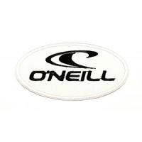 Parche bordado O'NEILL BLANCO 8,5cm x 4,5cm