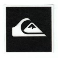 Parche textil QUICKSILVER 5,5cm x 5,5cm