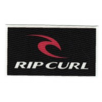 Parche textil RIP CURL 6,5cm x 3,5cm