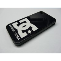 IPHONE 5 DC SHOES NEGRA