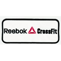 Parche bordado CROSSFIT FORGING ELITE FITNESS 22cm x 10cm