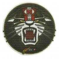 Textile patch SIMONCELLI TIGRE 22cm