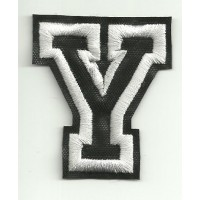Patch embroidery LETTER Y 5cm high