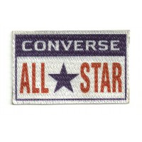 Textile patch CONVERSE ALL STAR 7cm x 4cm