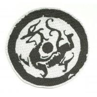 Parche textil DRAGON 8,5cm