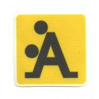 Textile patch A STYLE 5,5cm x 5,5cm
