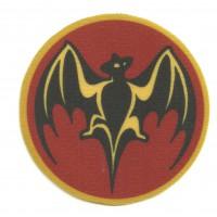 Textile patch BACARDI 8cm x 8cm