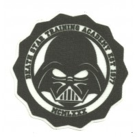 Parche textil DEATH STAR TRAINING ACADEMY 8,5cm x 8,5cm