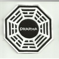 embroidery patch DHARMA PERDIDOS 7cm