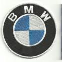 Parche bordado BMW 7,5cm