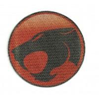 Textile patch THUNDERCATS 7,5CM X 7,5CM
