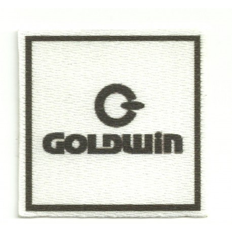 Textile patche GOLDWIN 5cm x 5cm