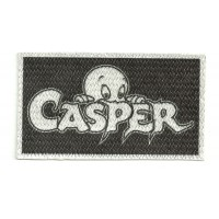 Textile patch CASPER 8,5CM X 5CM