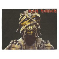 31 Textile patch IRON MAIDEN 26cm x 19cm