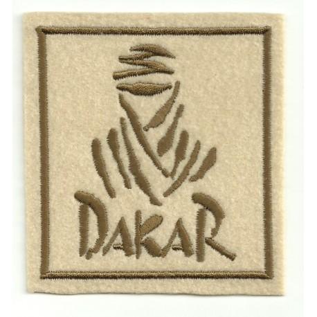 Patch embroidery TUAREG DAKAR 4cm x 4,5cm