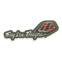 Textile patch TROY LEE 25cm x 7,8cm