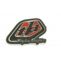 Textile patch TROY LEE 10cm x 6,5cm
