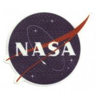 Parche textil NASA 26cm x 22cm