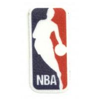 Parche textil NBA 7,5cm x 3,5cm