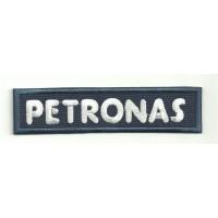 Parche bordado PETRONAS MARINO 11,5cm x 2,5cm