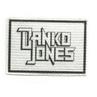 Parche textil DANKO JONES 8cm x 5,5cm