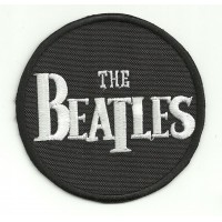 Parche bordado THE BEATLES 8cm