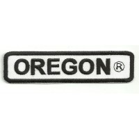embroidery patch OREGON 10cm x 2,5cm