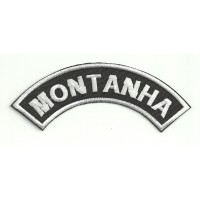 Patch embroidery BOPE MONTANHA 11,5cm x 4cm