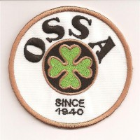 patch embroidery OSSA 3,5cm