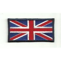 Patch embroidery ENGLAND FLAG CLASSIC 7cm x 3,5cm