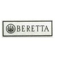 Textile patch BERETTA 9cm x 3cm