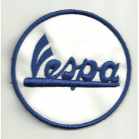 Patch embroidery VESPA 3,5cm x 3,5cm