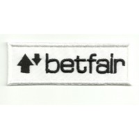 Parche bordado BETFAIR 8,5cm x 3,5cm