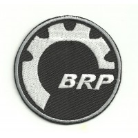 Patch embroidery CAN-AM BRP 6,5cm