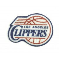 Parche textil LOS ANGELES CLIPPERS 8,5cm x 7cm