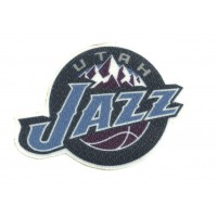 Textile patch UTAH JAZZ 8,2cm x 6cm