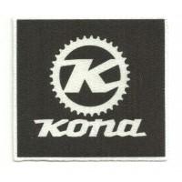 Textile patch KONA 8CN X 7CM