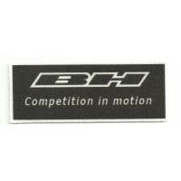 Parche textil BH COMPETITION 9cm x 3,5cm